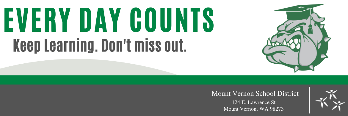 Image Text: Every Day Counts Keep Learning. Don't Miss Out.